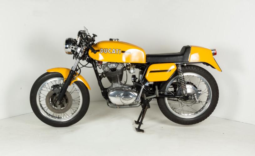 1974 Ducati Desmo 350 0