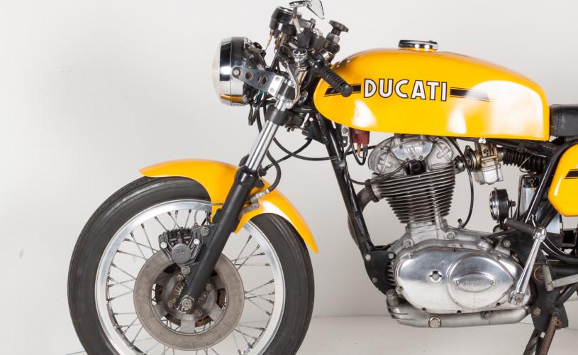 1974 Ducati Desmo 350 3