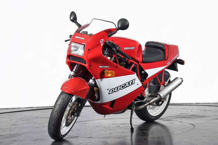 1990 Ducati 900 SuperSport 1