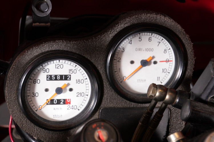 1989 Ducati 820 MAGNESIO PROTOT. 13