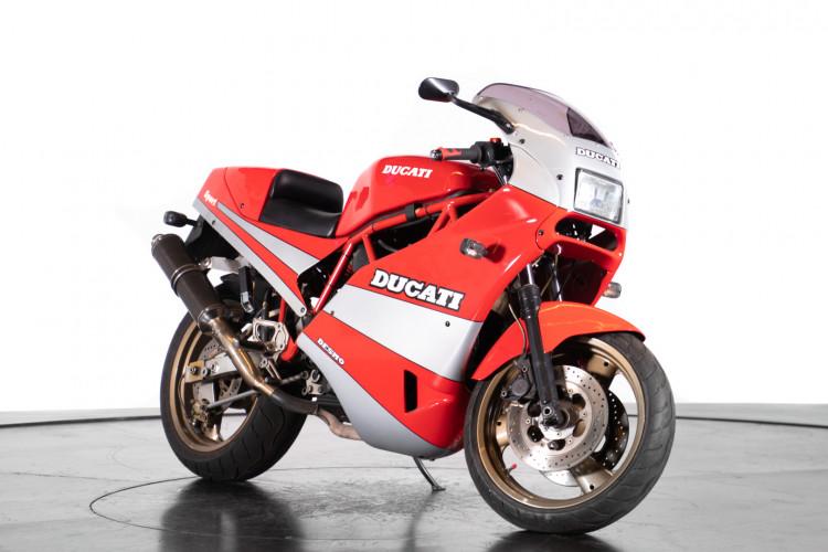 1989 Ducati 820 MAGNESIO PROTOT. 8