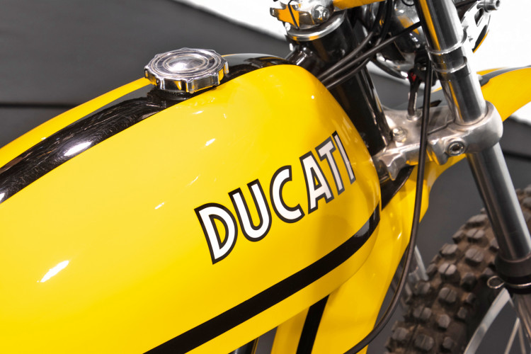 1972 Ducati RT 450 16
