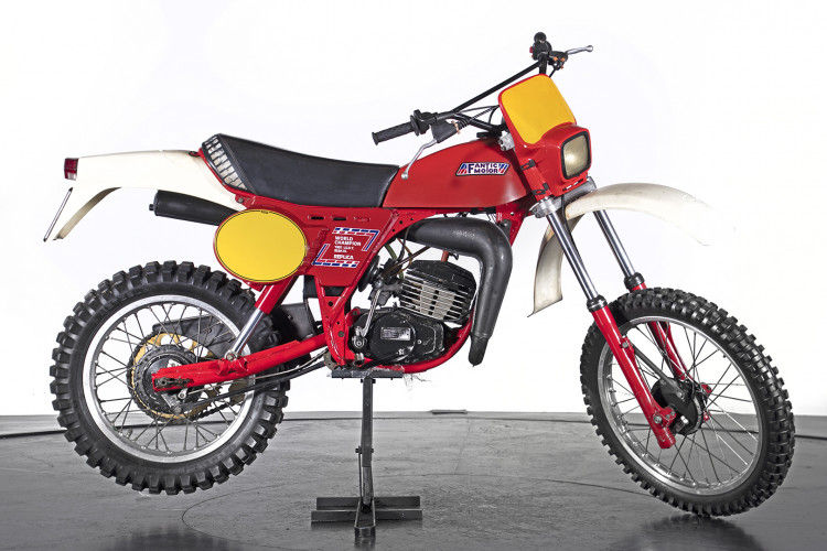 1982 FANTIC MOTOR TX 150 5