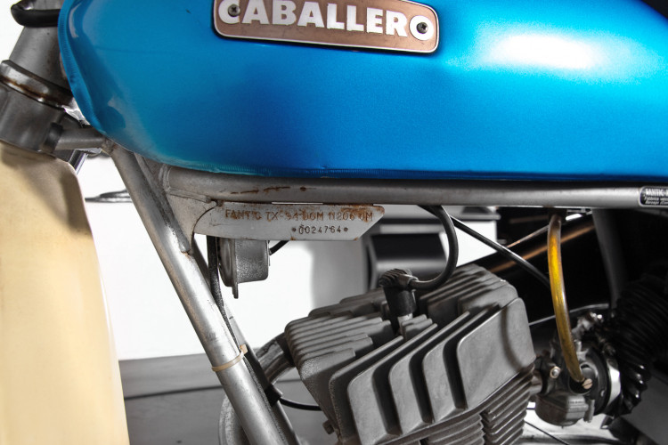 1975 FANTIC MOTOR CABALLERO 50 TX 94 10