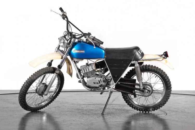 1975 FANTIC MOTOR CABALLERO 50 TX 94 0