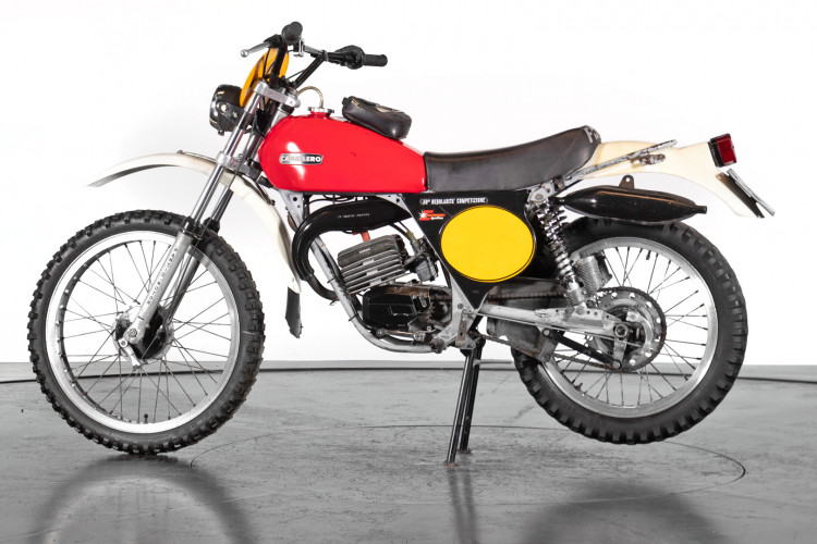 1976 FANTIC MOTOR TX 160 0