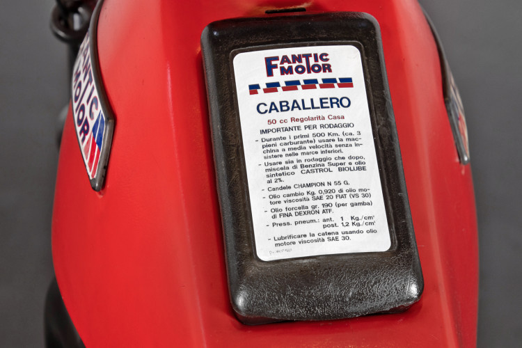 1982 FANTIC MOTOR TX 190 8