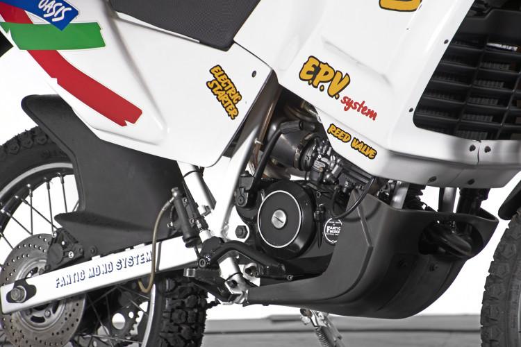1987 FANTIC MOTOR OASIS 50 8