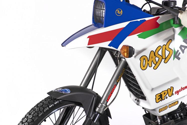 1987 FANTIC MOTOR OASIS 50 9