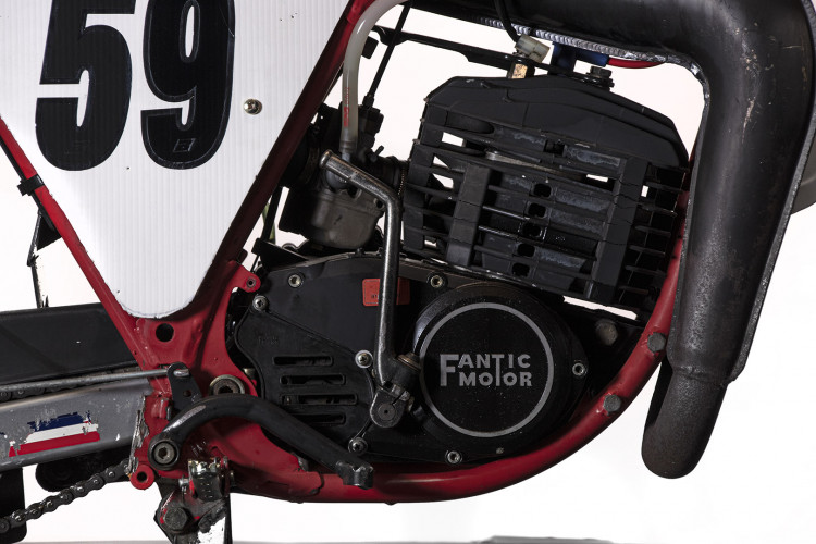 1983 Fantic Motor Cross TX 285 13