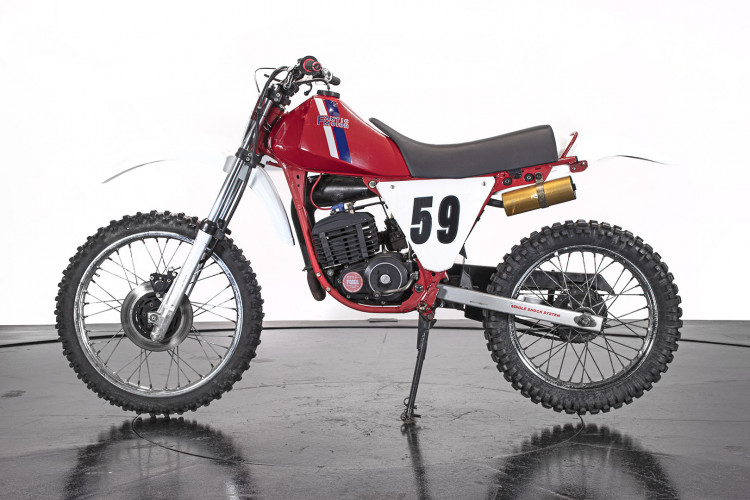 1983 Fantic Motor Cross TX 285 0