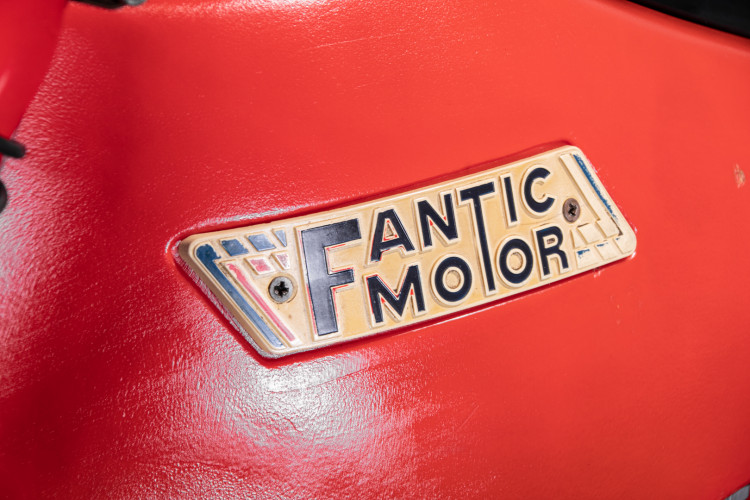 1983 Fantic Motor Enduro 50 Replica TX 190 9