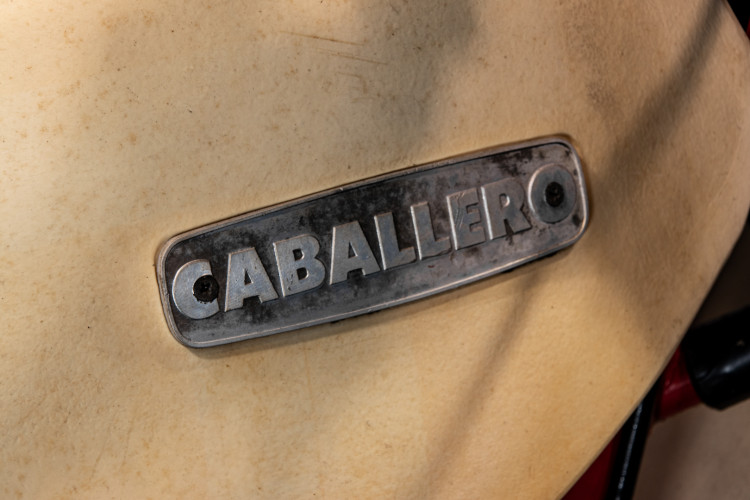 1979 Fantic Motor Caballero 50 Super 6M TX 190 10