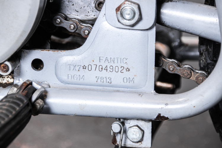1972 Fantic Motor TX 7 17
