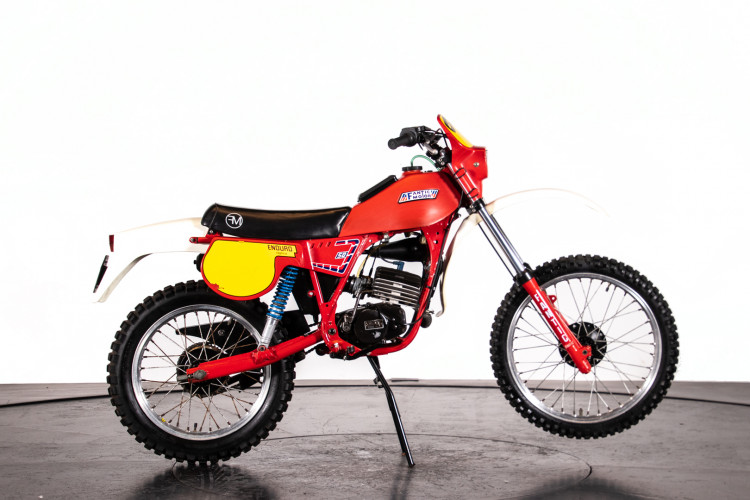 1983 Fantic Motor TX 190  3