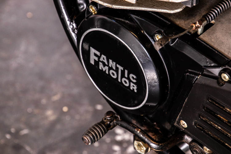 1984 Fantic Motor 402 9