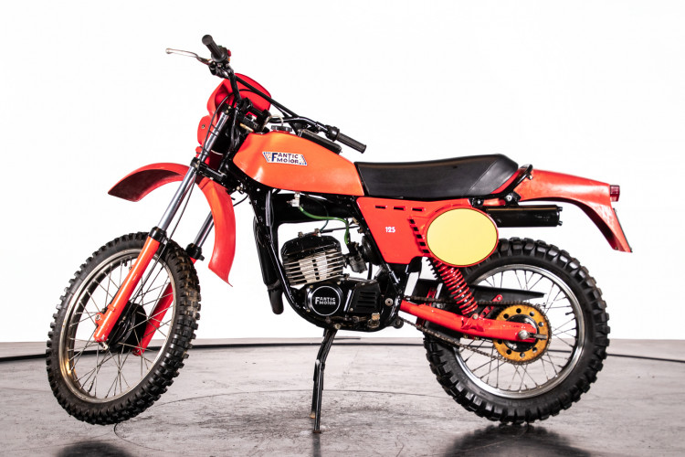 1984 Fantic Motor 402 2