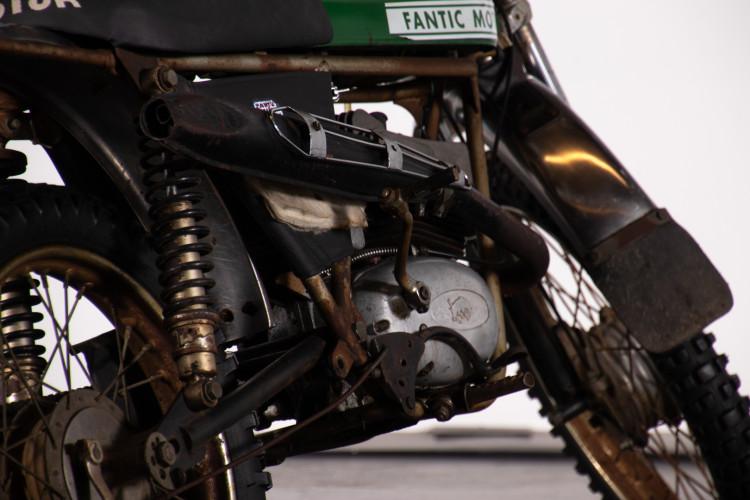 1971 FANTIC MOTOR CABALLERO 100 CROSS TX92 2