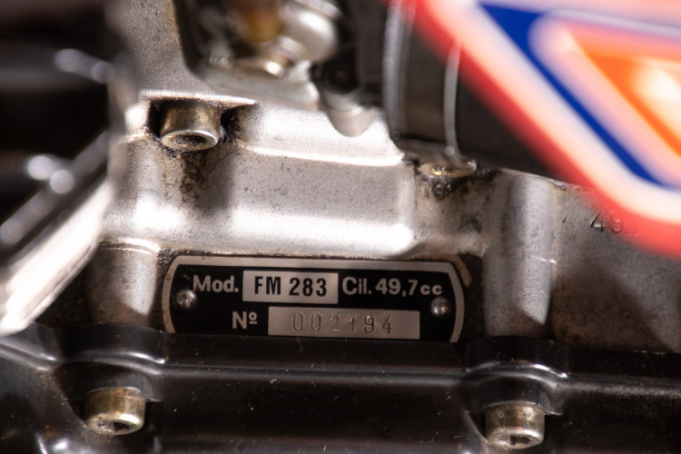 1982 FANTIC MOTOR 2B3 TRAILMATIC 15