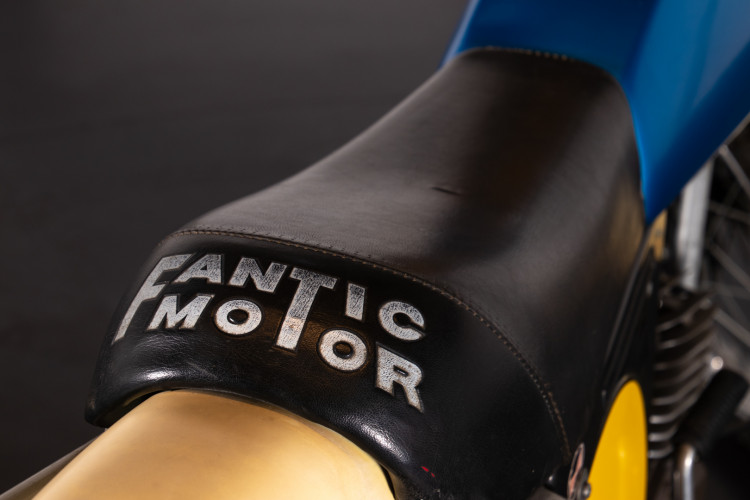 1977 FANTIC MOTOR TX 190 12