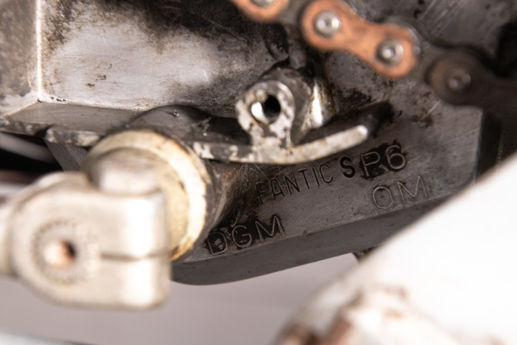 1977 FANTIC MOTOR TX 190 18