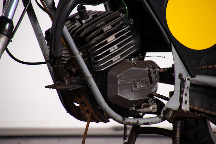 1977 FANTIC MOTOR TX 190 8