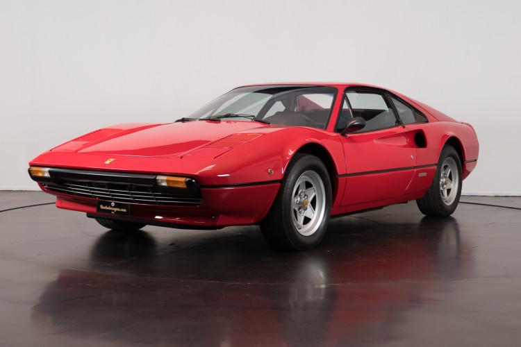 "1980 Ferrari 308 GTB ""Carter Secco""  0"