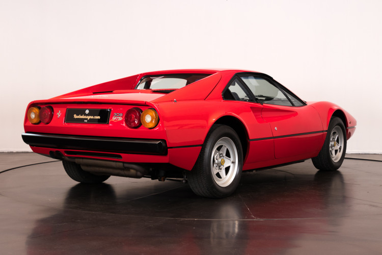 "1980 Ferrari 308 GTB ""Carter Secco""  5"