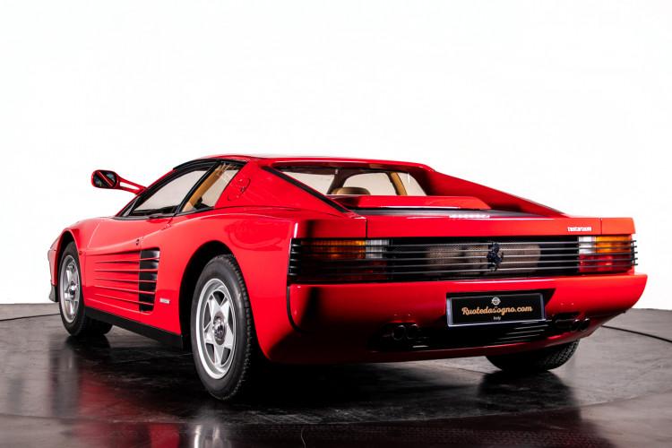 """1985 Ferrari Testarossa """"Monospecchio - Monodado"""" 3"""