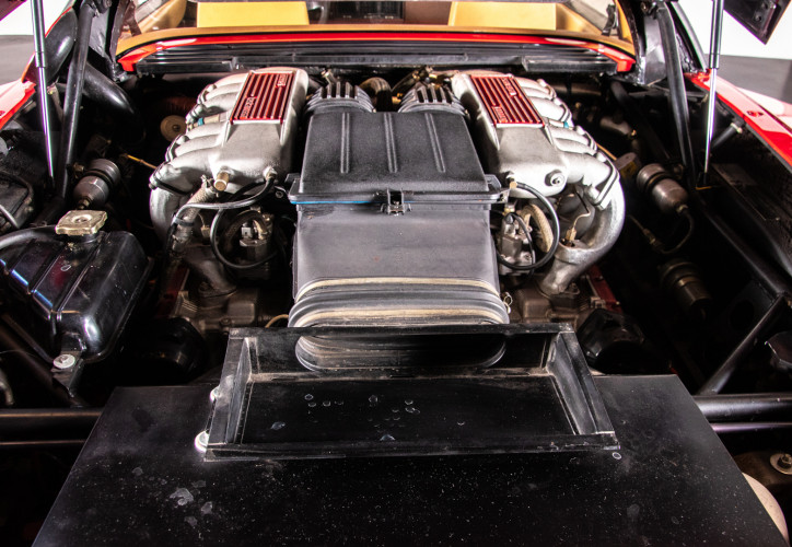 """1985 Ferrari Testarossa """"Monospecchio - Monodado"""" 48"""