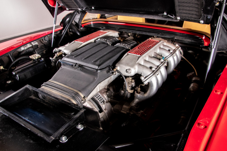 """1985 Ferrari Testarossa """"Monospecchio - Monodado"""" 52"""