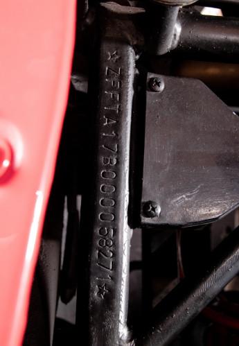 """1985 Ferrari Testarossa """"Monospecchio - Monodado"""" 55"""