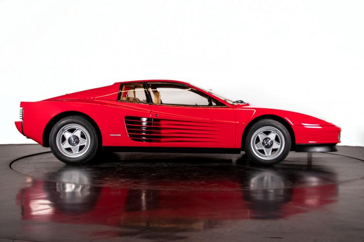 """1985 Ferrari Testarossa """"Monospecchio - Monodado"""" 6"""