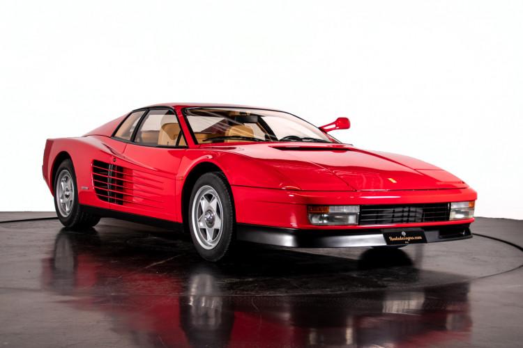 """1985 Ferrari Testarossa """"Monospecchio - Monodado"""" 7"""