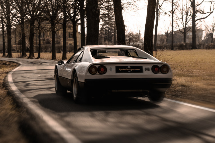 1977 Ferrari 308 GTB CARTER SECCO 4