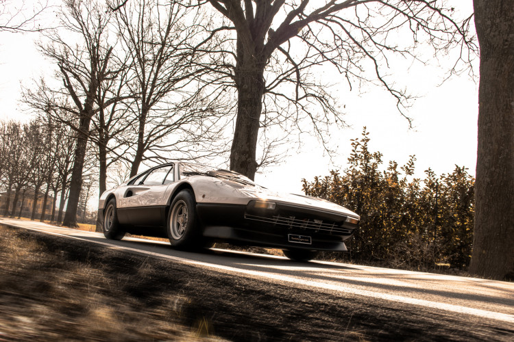 1977 Ferrari 308 GTB CARTER SECCO 11