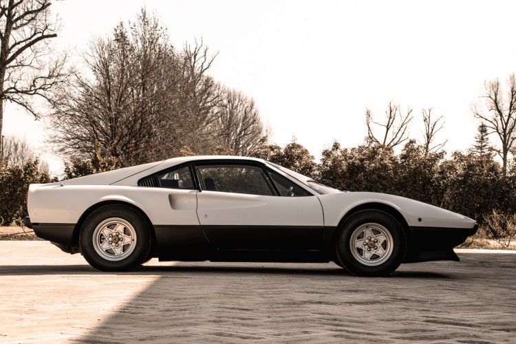 1977 Ferrari 308 GTB CARTER SECCO 47