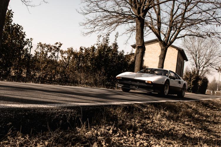 1977 Ferrari 308 GTB CARTER SECCO 1