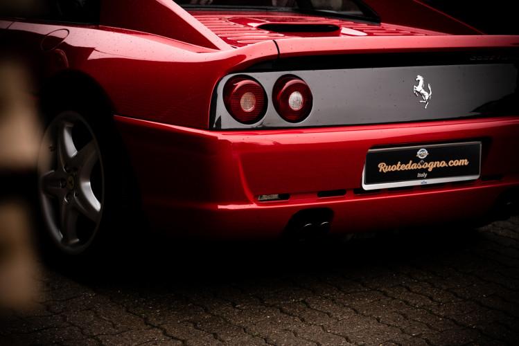 1998 Ferrari F 355 Berlinetta F1 4