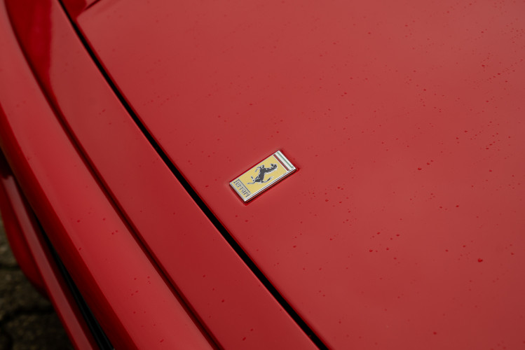 1998 Ferrari F 355 Berlinetta F1 13