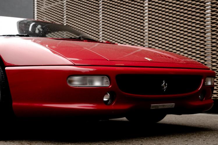 1998 Ferrari F 355 Berlinetta F1 11