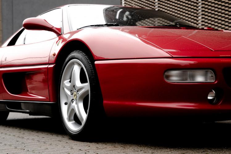 1998 Ferrari F 355 Berlinetta F1 12