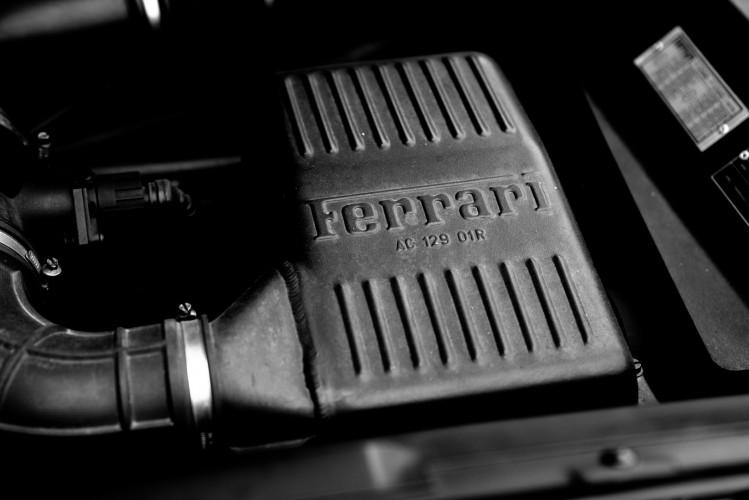 1998 Ferrari F 355 Berlinetta F1 40