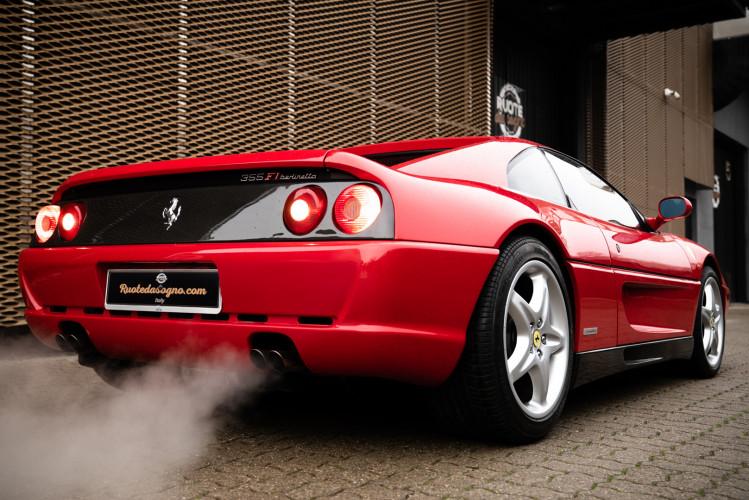 1998 Ferrari F 355 Berlinetta F1 2