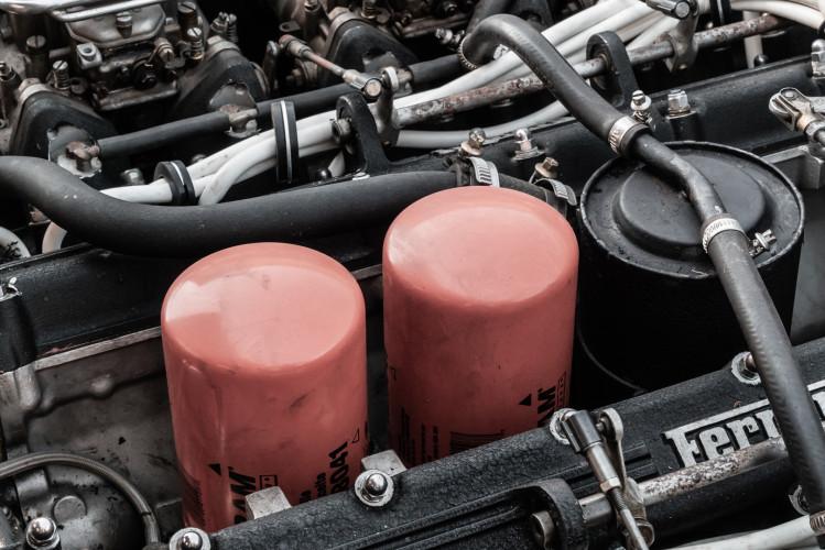 1973 Ferrari 365 GT4 2+2 30