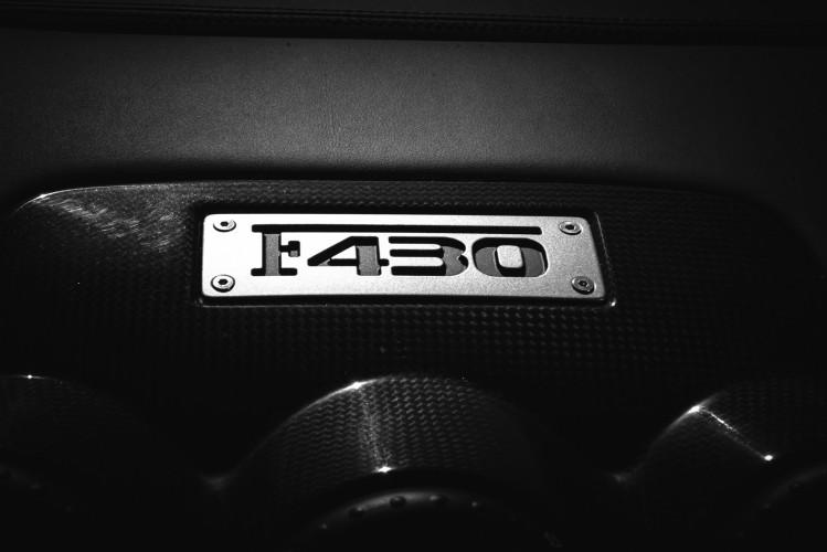 2007 Ferrari F430 Spider F1 25