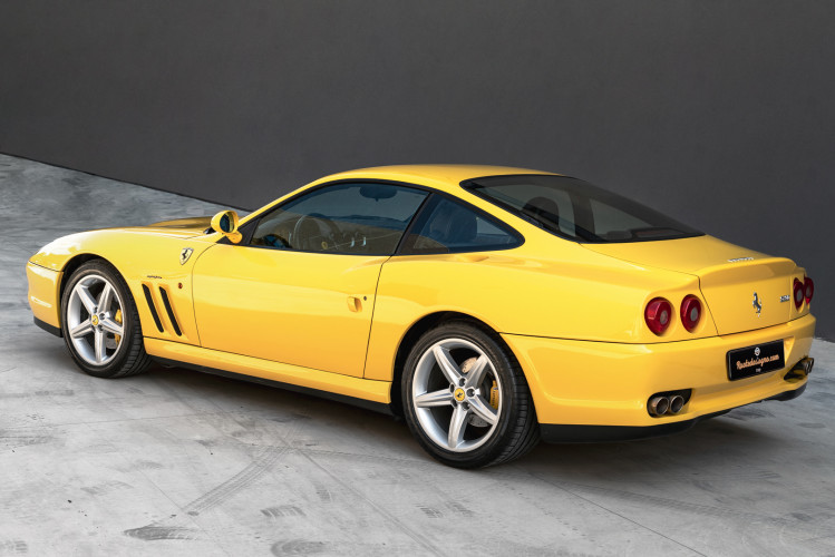 2002 Ferrari 575 Maranello F1 6