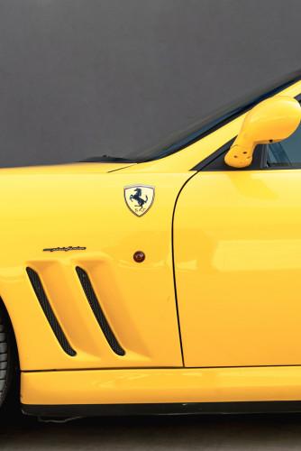 2002 Ferrari 575 Maranello F1 16
