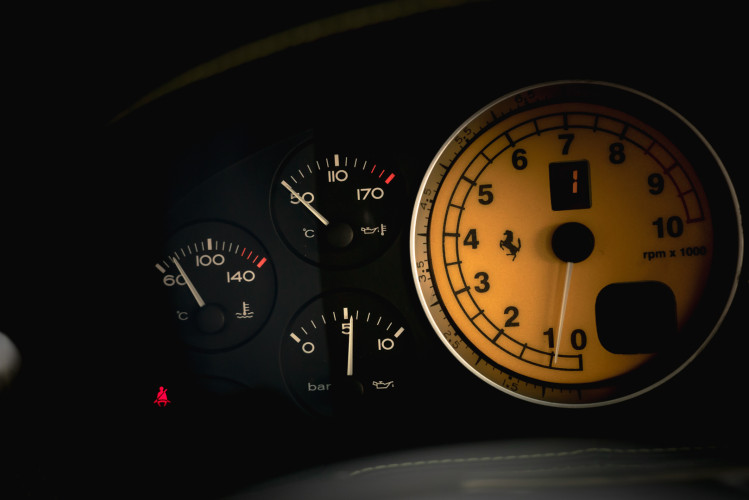 2002 Ferrari 575 Maranello F1 69