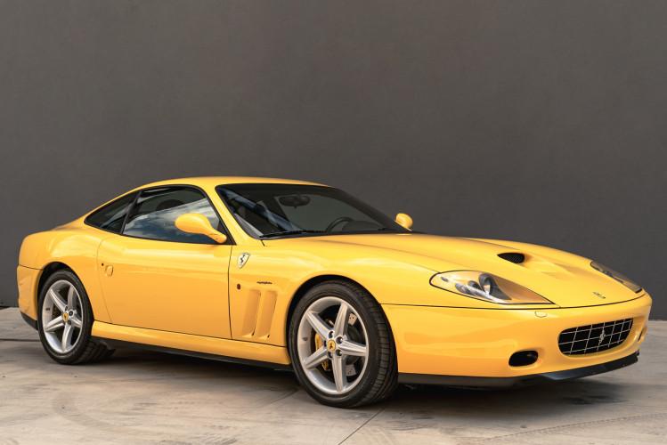 2002 Ferrari 575 Maranello F1 9